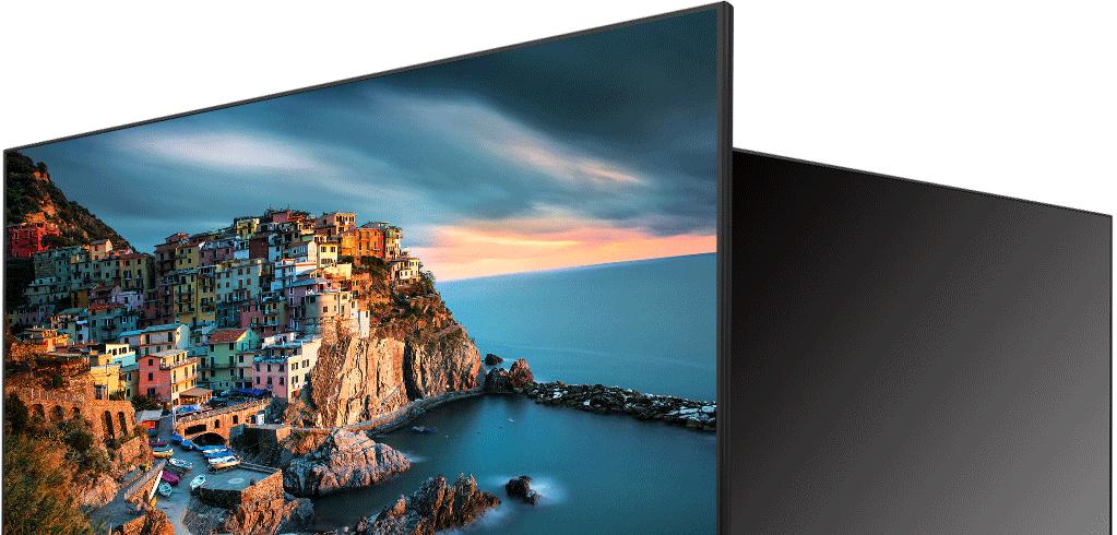 全高清液晶屏幕-酷开K32外观