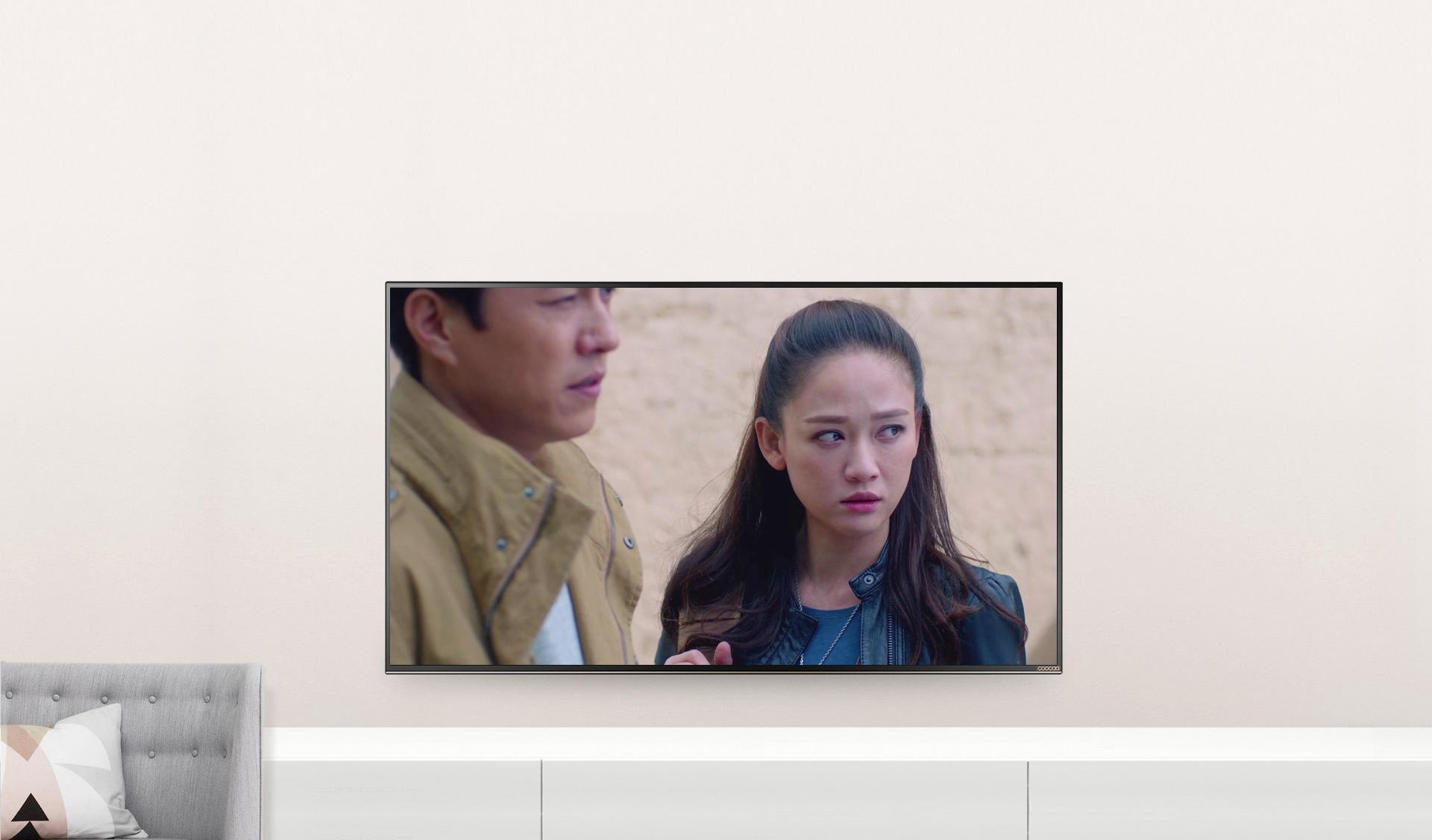 酷开K50 高清大内容TV