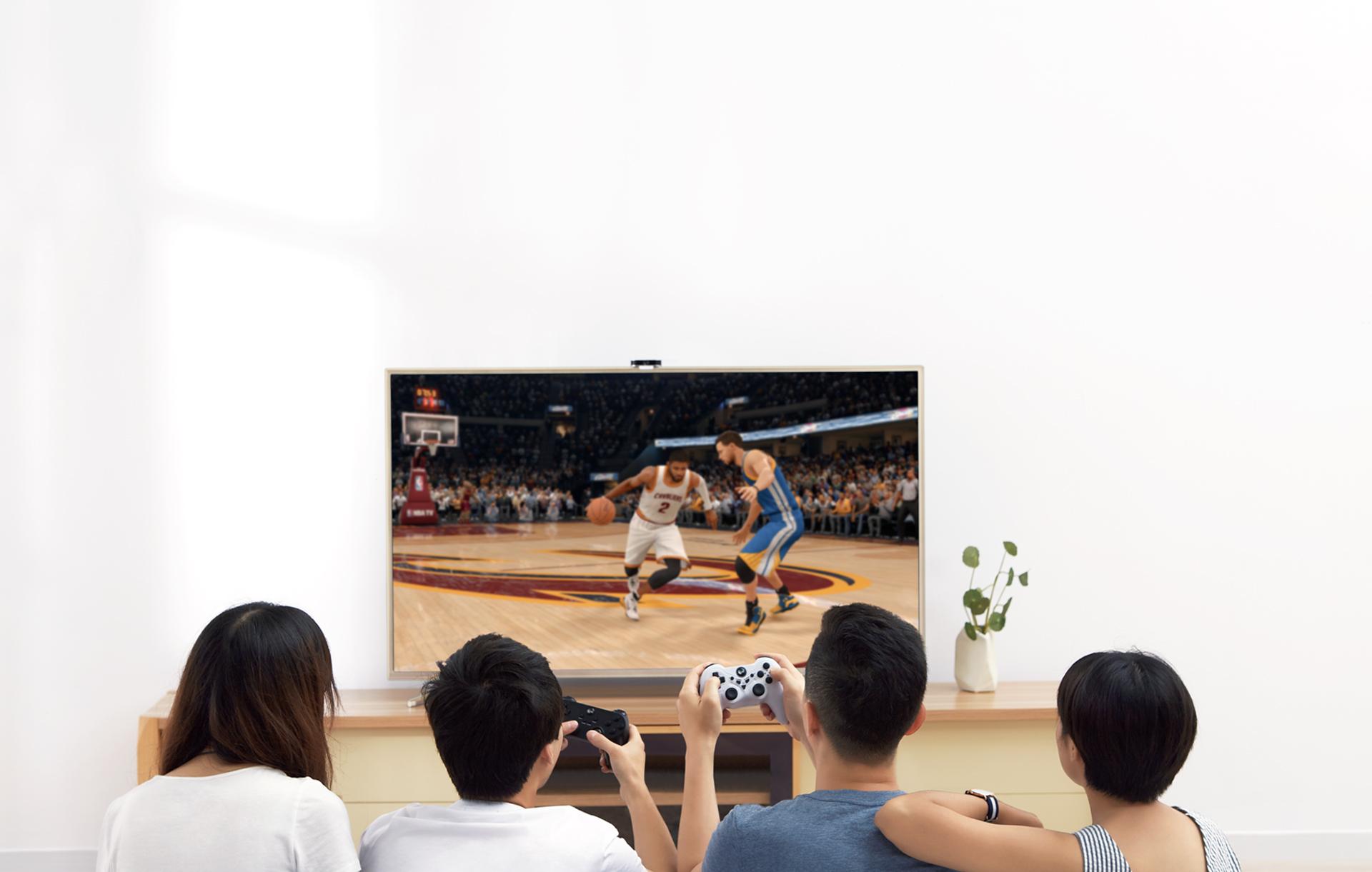 闪电侠二代性能-酷开65U2游戏电视概述