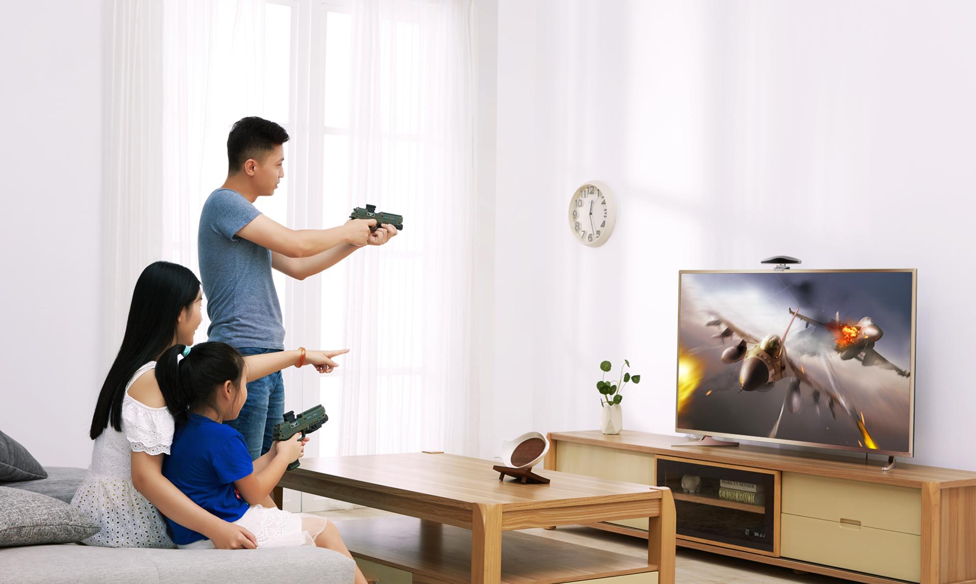 庭亲子新时代-酷开65U2游戏电视概述
