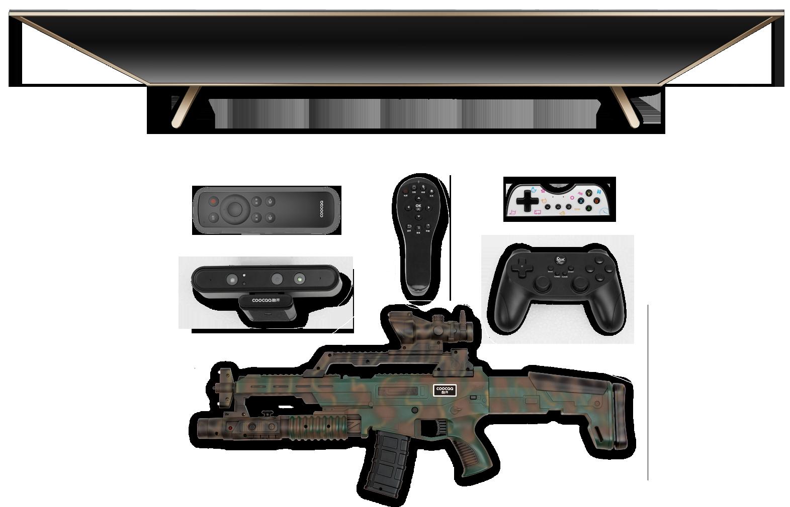 装备-酷开65U2游戏电视概述