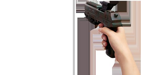 酷开60U2体感手枪