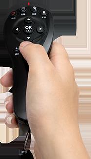 遙控器 - 酷開電視55U3B