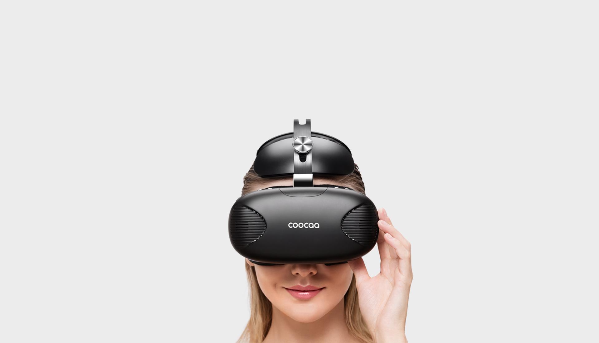 酷開VR一體機