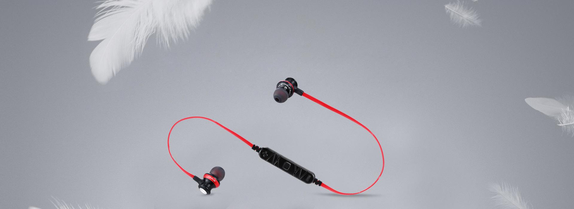重量16.9克-智能运动蓝牙耳机A980BL