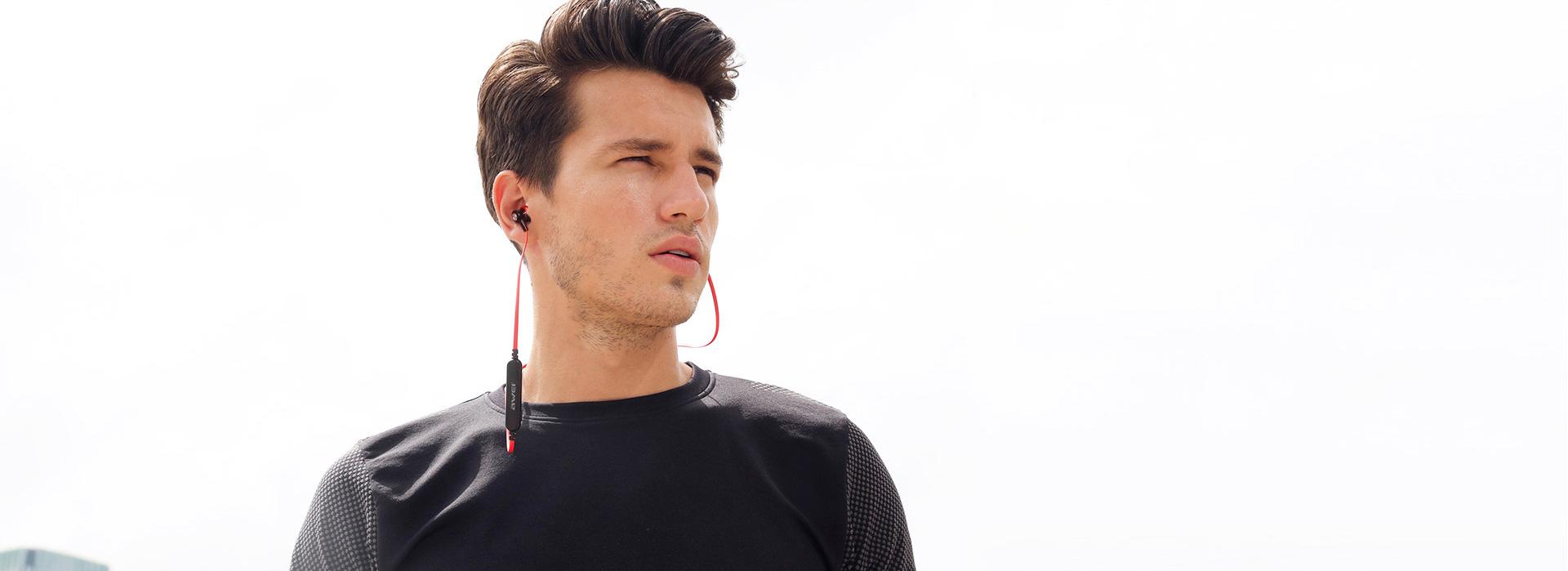 健康稳定的无线技术-智能运动蓝牙耳机 A980BL