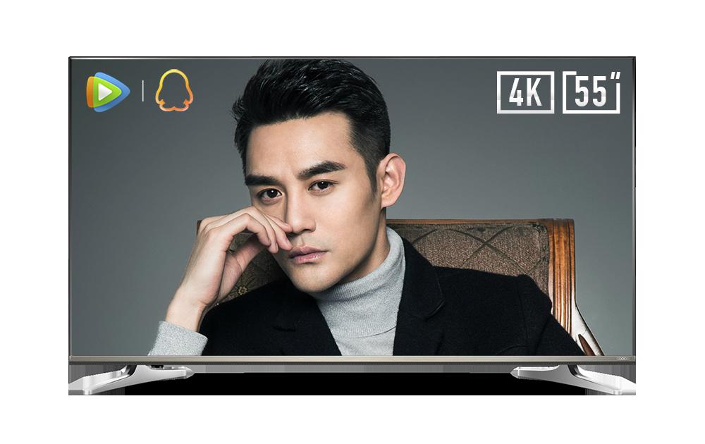 U55C 4K大内容TV