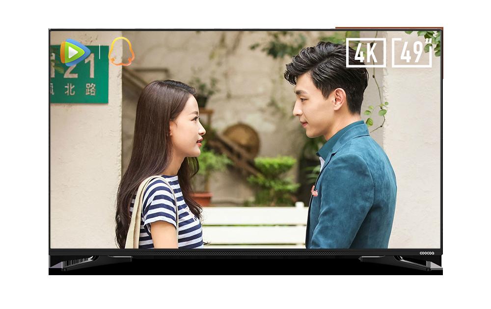 49KX1 4K大内容电视