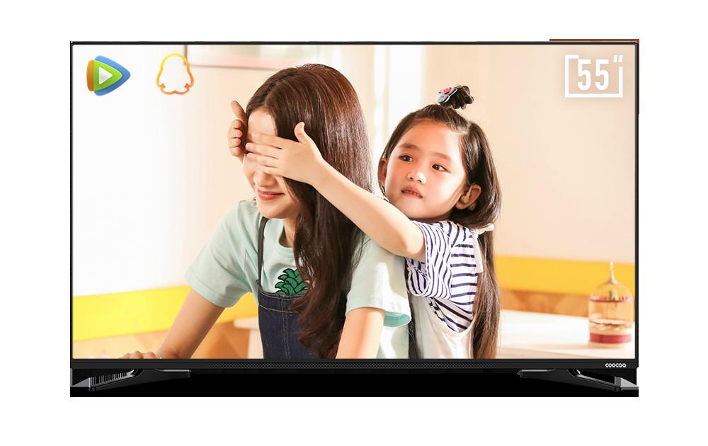 KX55 4K大内容电视