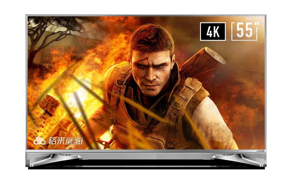 55U2 20核4K游戏电视