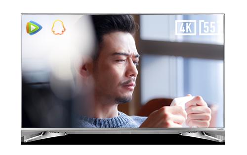 55U2 20核64位4K游戏电视