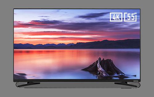 55KX1 4K大内容电视