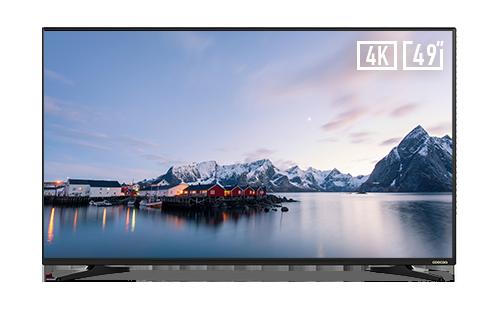 KX49  18核人工智能4K电视