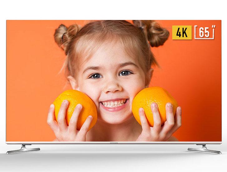 65K6S 护眼电视尊享版