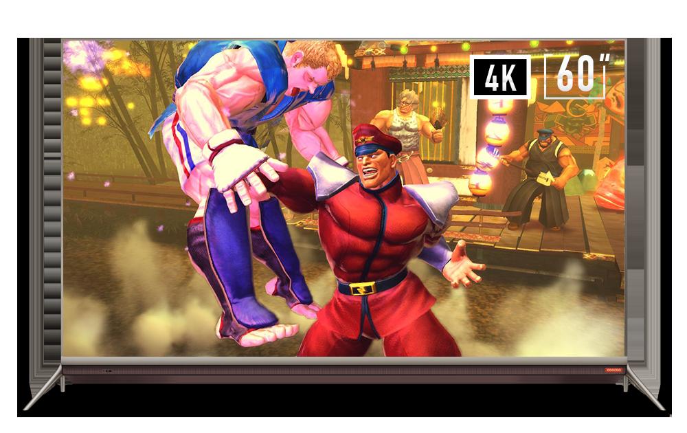 60N2 24核4K超级游戏电视