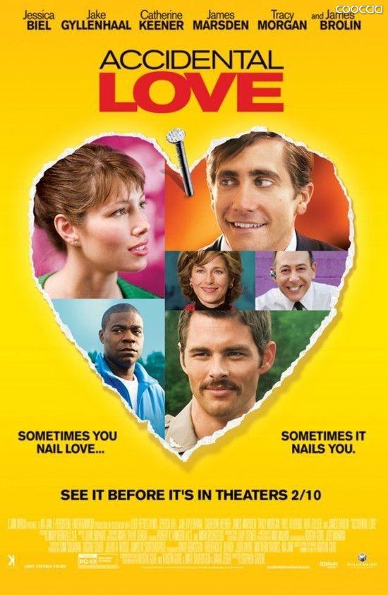 2015年美国喜剧爱情片《意外的爱情》BD中英
