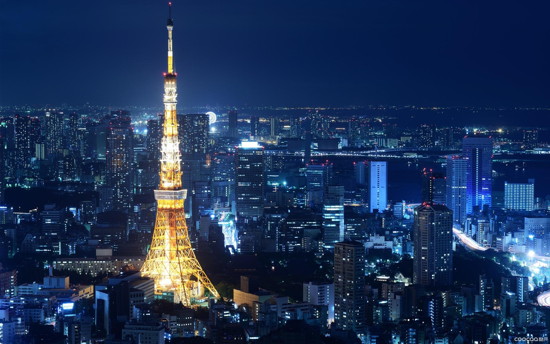 日本东京铁塔