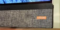 颜值绝壁满分  酷开新品T55 OLED曲面电视评测