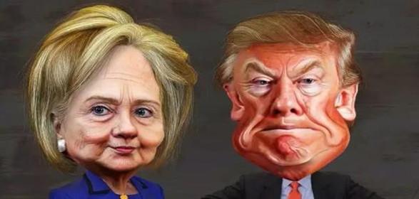 大选日你们选川普,我支持的你们绝对想不到